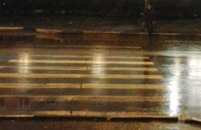 Ночью брянец «внезапно упал» на «Шевроле»