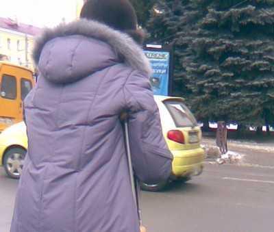 В Брянске водитель «Рено» сбил на переходе женщину