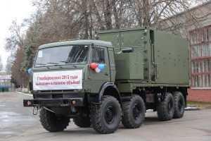 Брянский завод выполнил оборонзаказ на поставку «Красухи-4»