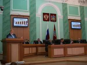 Брянская Дума приняла в первом чтении бюджет катастрофы-2014
