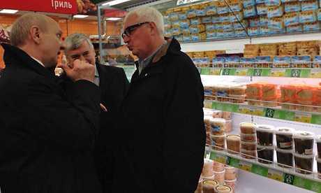 Британцы опозорили брянские гипермаркеты