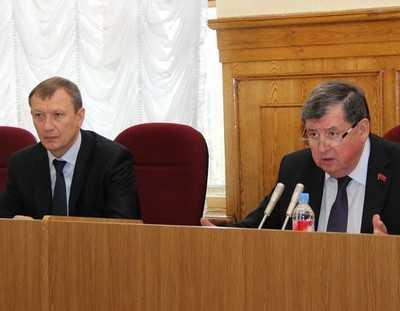Брянский губернатор прошелся палкой по ленивым муниципалам