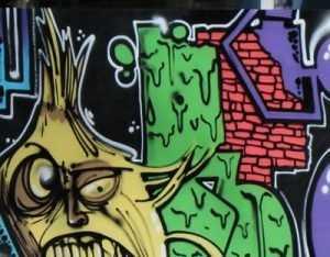 В Брянске стартовал конкурс на лучшие граффити