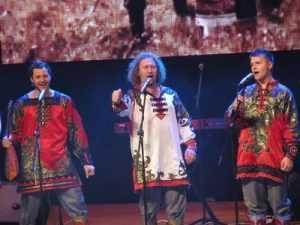 Брянский ансамбль «Бабкины внуки» поедет в  Сочи