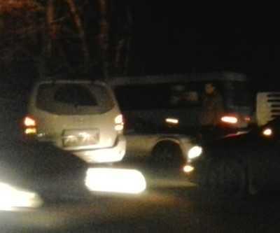 В Брянске автомобиль переехал пьяную узбечку