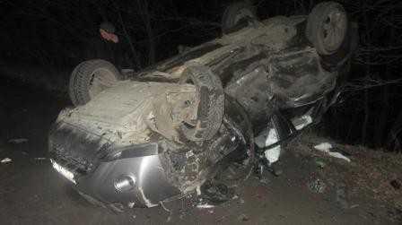 Объявился восьмой пострадавший от столкновения иномарок в Брянске