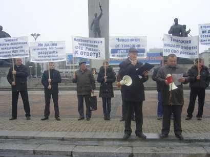 Брянские перевозчики попросили президента остановить «таможенный произвол»