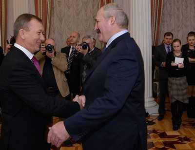 Александр Лукашенко: товарооборот с Брянщиной вырастет до миллиарда