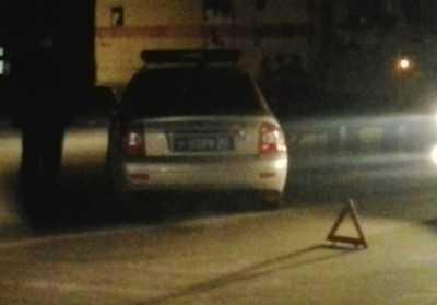 В Брянске у «Полтинника» сбили пьяного мужчину