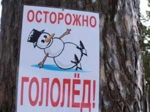 Брянские синоптики пообещали мороз и гололёд