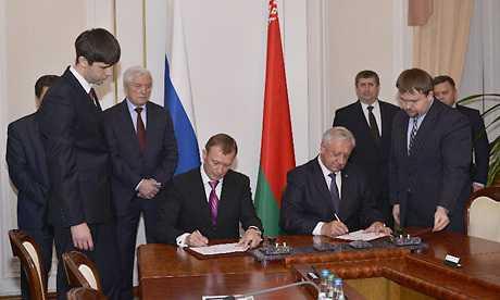 В Белоруссии брянский губернатор искал скот для «Мираторга»
