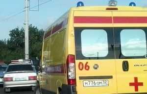 В Клинцах «Рено» сбил пенсионерку
