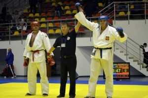 Брянский спортсмен выиграл чемпионат Азии по рукопашному бою