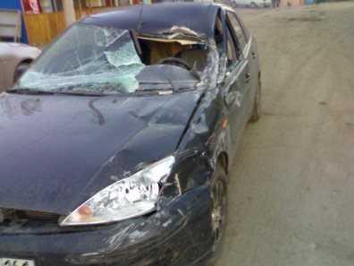 В Клинцах девушка на «Форде» сбила  73-летнюю пенсионерку