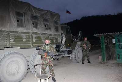 Руководство Брянского УМВД посетило в Чечне земляков