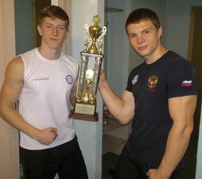 Брянские силачи стали «золотыми» и вторыми на всероссийском турнире