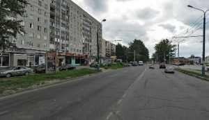 Две легковушки столкнулись в Брянске