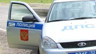 В Брянске на Объездной «Ниссан» сбил 21-летнего парня