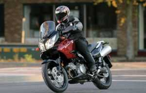 В Бежице мотоциклист попал под иномарку