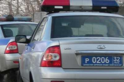 В Брянске около «Электроники» лихач сбил молодого гуляку