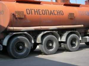 В Брянске бензин за год подорожал на 8 процентов