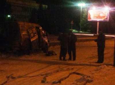 В Брянске скончалась ещё одна пассажирка  разбившейся  маршрутки (видео)