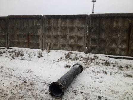 Из брянского депо украли полтепловоза