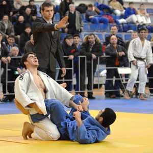 В Твери брянские дзюдоисты выиграли пять медалей