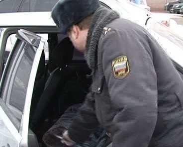 Брянская полиция задержала в Климове ночного грабителя