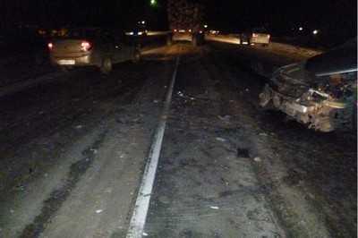 Под Брянском в лобовом столкновении погиб водитель «Опеля»