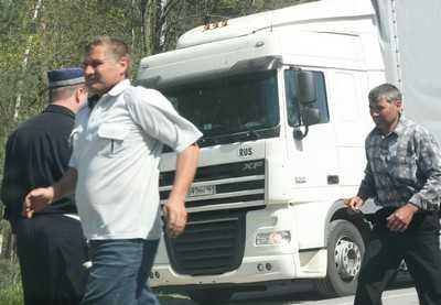 Тяжелым грузовикам  мыслители запретят въезжать в Брянск