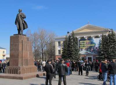 Участников массовой драки в Дятькове найдут по видеозаписи