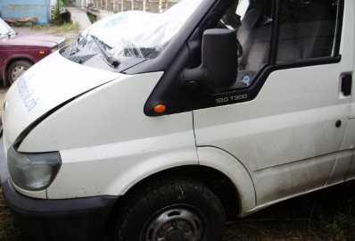 В Почепском районе легковушка протаранила «Форд Транзит»
