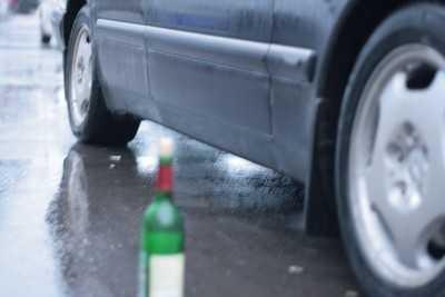 Брянские гаишники поздравили пьяного водителя суровым протоколом