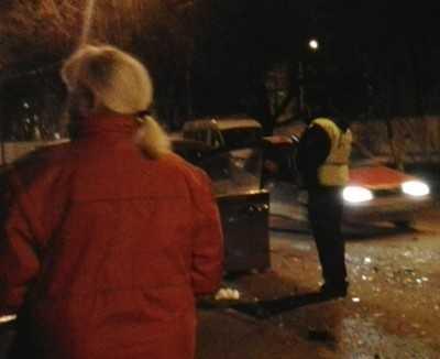 Брянский водитель сбил женщину и скрылся