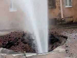 Авария оставила без тепла две тысячи жителей Брянска