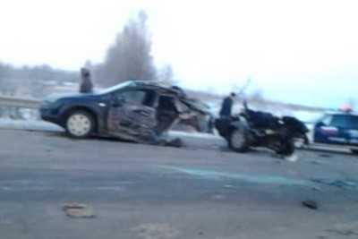 На трассе Брянск – Новозыбков погибли женщина и ее дочь