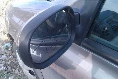 В Брянском районе водитель сбил женщину зеркалом и скрылся
