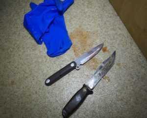 Полиция задержала брянца, пырнувшего ножом студента