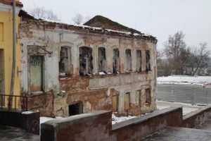 Во имя «олимпийского» баннера власти  Брянска уничтожают историю