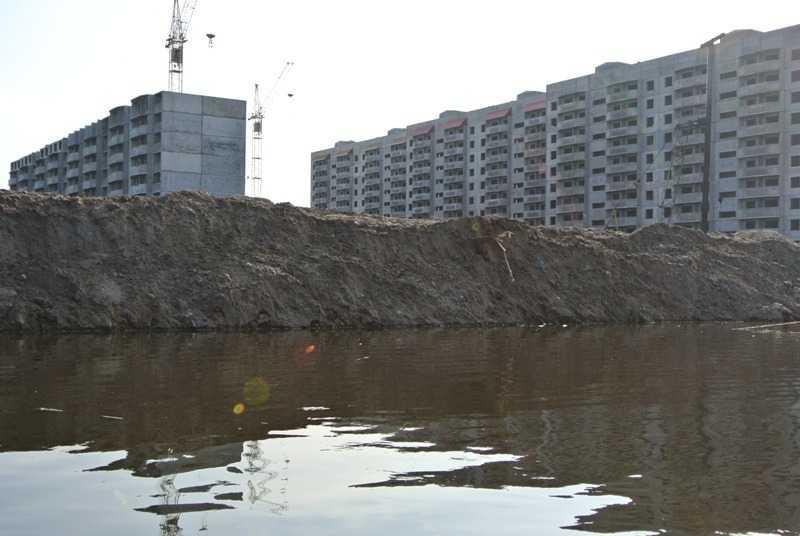 «Мокрое гетто» в Брянске: микрорайон в пойме  попал под угрозу сноса