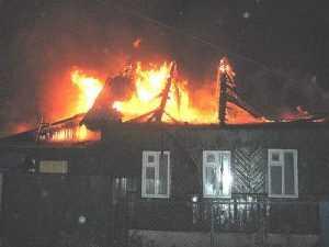 За две недели декабря при пожарах погибли 17 брянцев