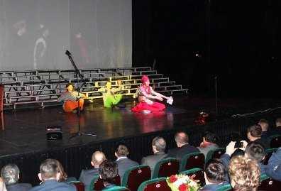 Заключённые брянской колонии победили на фестивале «Амнистия души»