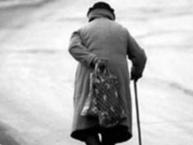 Лада сбила 78-летнюю брянскую пенсионерку