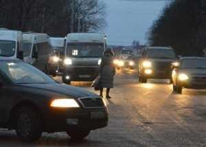 «Блатные» маршрутки стали опасным испытанием брянской Путевки