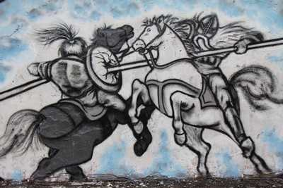 Брянские власти назвали победителей конкурса граффити