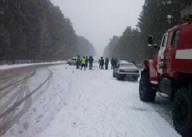 В Брасовском районе столкнулись иномарки – погибли ребенок и водитель