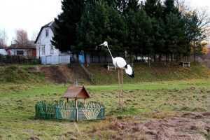 В брянском поселке Глинищево произошла драка
