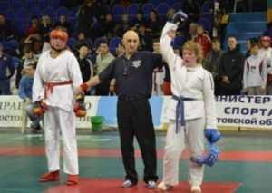 Брянская спортсменка выиграла  чемпионат страны по рукопашному бою