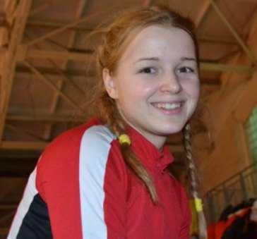 Брянская девушка стала призёром соревнований по спорттуризму